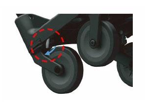 TacaoFテイコブ aカート レフィノ WCC11 横押しキャリーカートの説明