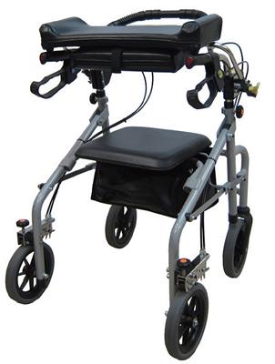 歩行補助車ラビット標準 WA-3 歩行車の説明