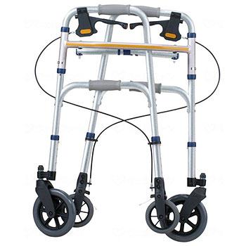 セーフティーアームVタイプウォーカー SAV 車輪付き歩行器の説明