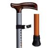 かるケイン日本古色ツートンタイプ 伸縮杖 超軽量! Mサイズ