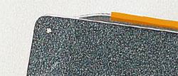 ポータブルスロープエッジ付1枚板の使用例