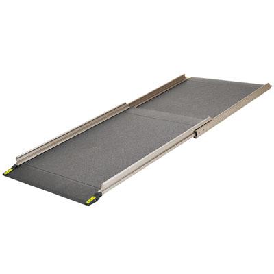 段差解消スロープ ロード スライドタイプ MRAD16(111〜160cm)