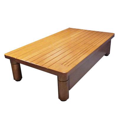 木製玄関ステップ 奥行40cm AF-6040