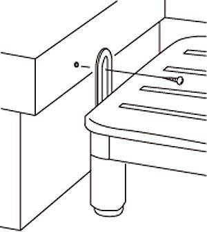 パナソニック 木製玄関ステップ 1段 600 VALSMGS1 玄関台・式台の説明