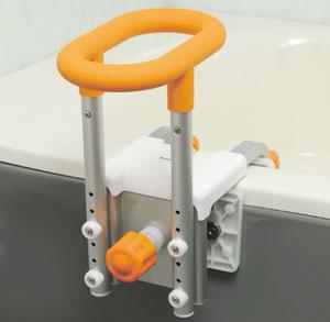 入浴グリップ N-200 VAL12002 浴槽手すり・風呂手すり
