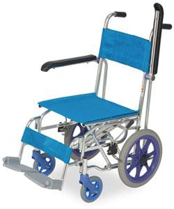 愛ふるチェア(折りたたみ式)入浴兼用介護車椅子の説明