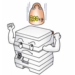 ビザ・ポータブル水洗トイレ potty(ポッティー) 24Lタイプ 丈夫なトイレ。耐荷重200キログラム