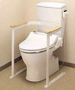 トイレ用手すり(固定式) EWC210R