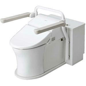 ベッドサイド水洗トイレ EWRS310 TOTOポータブルトイレ