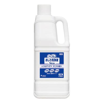 おしり洗浄液Neo 石鹸の香り 1750ml詰替 洗浄・保湿・肌保護