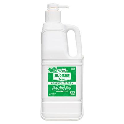 おしり洗浄液Neo グリーンシトラスの香り 1750ml本体 洗浄・保湿・肌保護