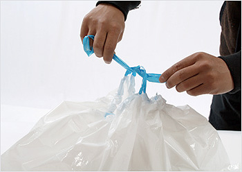 トイレ処理袋 ケアバッグの説明