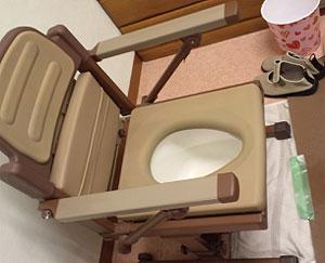 ポータブルトイレ専用消臭液 4本セット(1本約33回分)