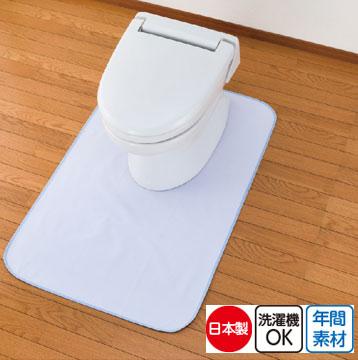 消臭達人 簡易トイレ用防水マット ポータブルトイレ用マット の説明