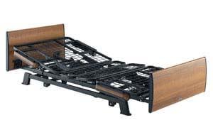 介護ベッド 2モーターベッド 和夢 雅 背・脚連動モーションタイプ