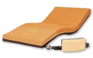 介護用エアマットレス グランデスリム レギュラー 床ずれ防止 転落対策 長さ191cm