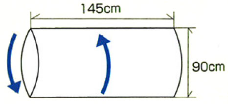 移乗サポート 移座えもんシート Lサイズ(145×90cm)の説明