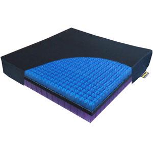 ジェルトロンクッション ダブルソフト 車椅子適応 体圧分散 クッション・座布団