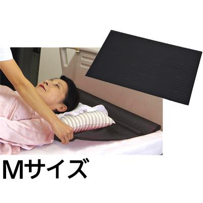 移乗サポート 移座えもんシート(ブラック) Mサイズ(75×75cm) スライディングシート