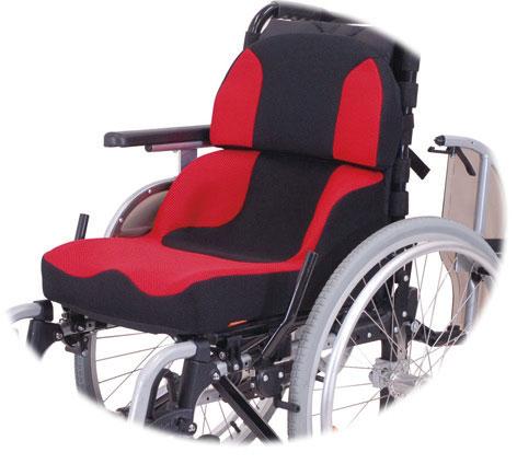 座位保持クッション LAPS(ラップス)単体 座クッション
