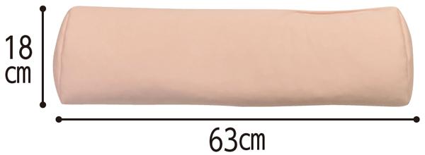 体圧分散・体位変換クッション ふわ・もライト ショートの説明