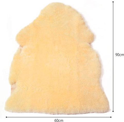 シルバラード ベッドパッド 床ずれ予防羊毛の説明