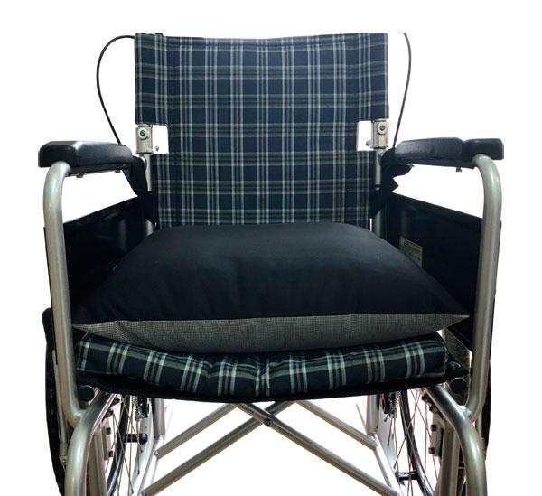 和風クッション 防水・すべり止めカバー付き 綿座布団の座りごこち 車椅子クッション のカラー