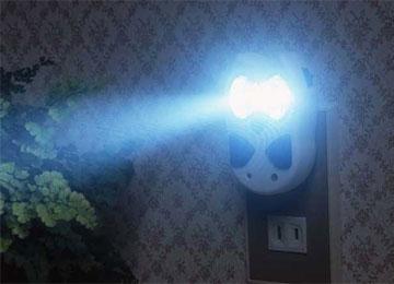 停電時に自動点灯