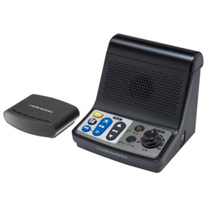 赤外線コードレススピーカーシステム AT-SP440TV