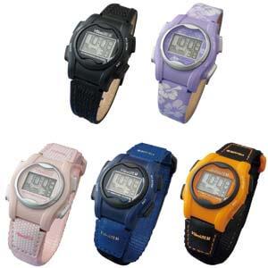 バイブラライトMini VM 女性向け・子供向け振動式腕時計 アラームを振動でお知らせ