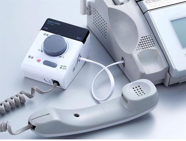 電話の拡声器3