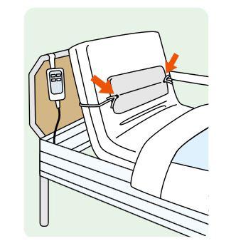 ベッドセンサ送信機
