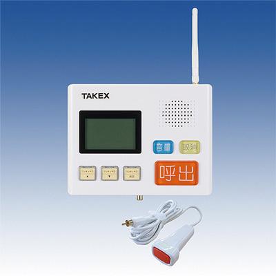多機能型緊急通報装置 HEC-610 高齢者見守り
