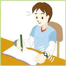 受験勉強に