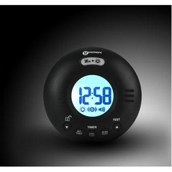 振動式目覚まし時計 ウェイクンシェイクボイジャー GM-JWNS のサイズ