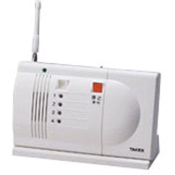 ワイヤレス徘徊お知らせお待ちくん 卓上型受信機セット HW-M48(T) マットセンサー 徘徊防止