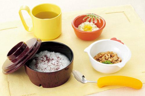 優々 刻み食用小鉢の使用例