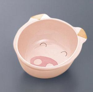 優々 刻み食用小鉢 ぶたさん 肉用小鉢