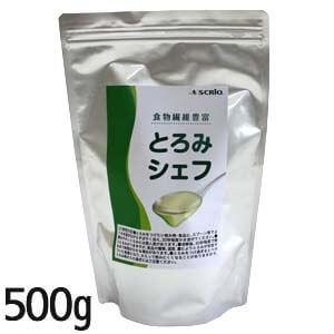 嚥下補助 トロミ調整剤 とろみシェフ 2kg 食物繊維豊富