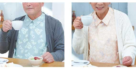 うきうきシャツエプロン