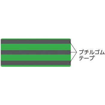 ダイヤタップ 屋外用 20×50cm(1枚) 外階段・玄関入口階段すべり止めマット