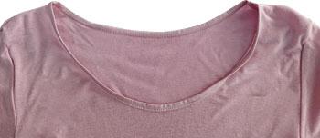 婦人肌着 メリノウール100% 8分袖