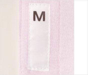婦人春夏用 ラン型ワンタッチシャツ3枚セット 38284 名札付き