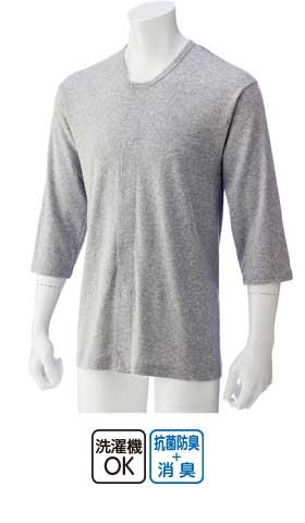 半袖ワンタッチシャツ