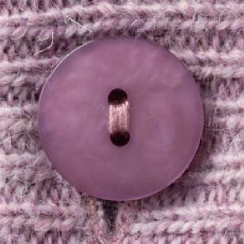 婦人 アンゴラ混ニット裏付花刺繍ベスト 大きめボタン・名札付き 89176   大きめボタン