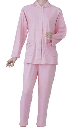 婦人楽らくパジャマ スムース No92