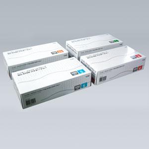 シンガープラスチックグローブNo3100 パウダーフリー 10箱セット