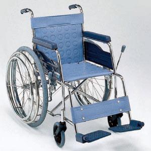 片手駆動車椅子 ダブルリング式ワンハンドドライブCM-62 片麻痺の方へ