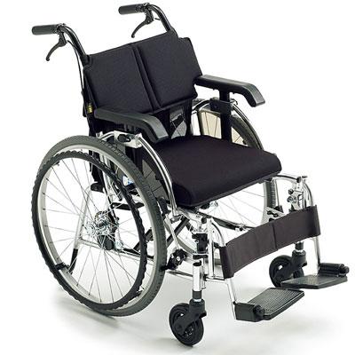 モジューラーシステム自走用車椅子 ライラック LILAC LIBERO-5の説明