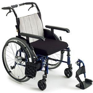 モジューラーシステム自走用車椅子 ライラック LILAC STANDARD